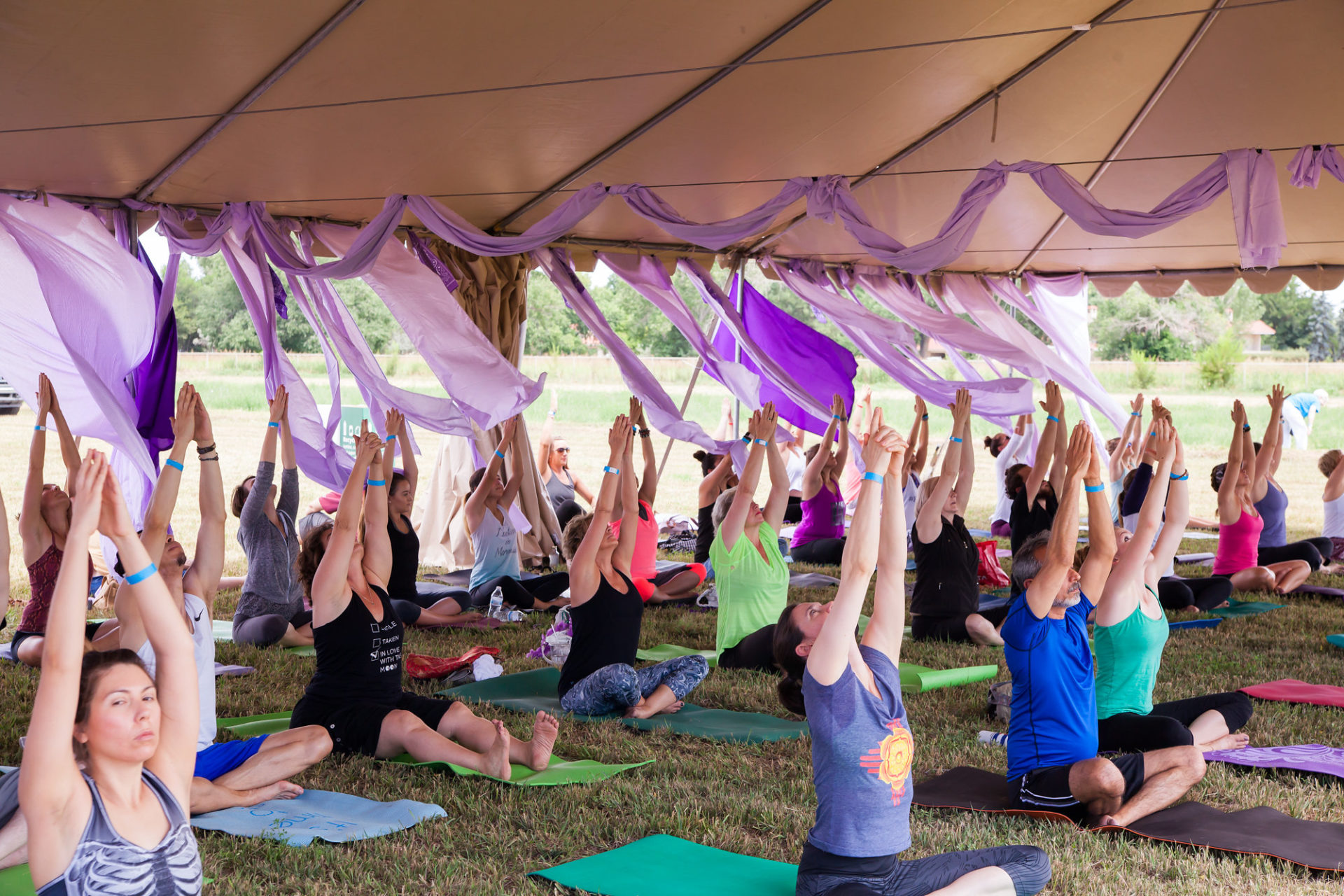 2019 Open Air Yoga Classes