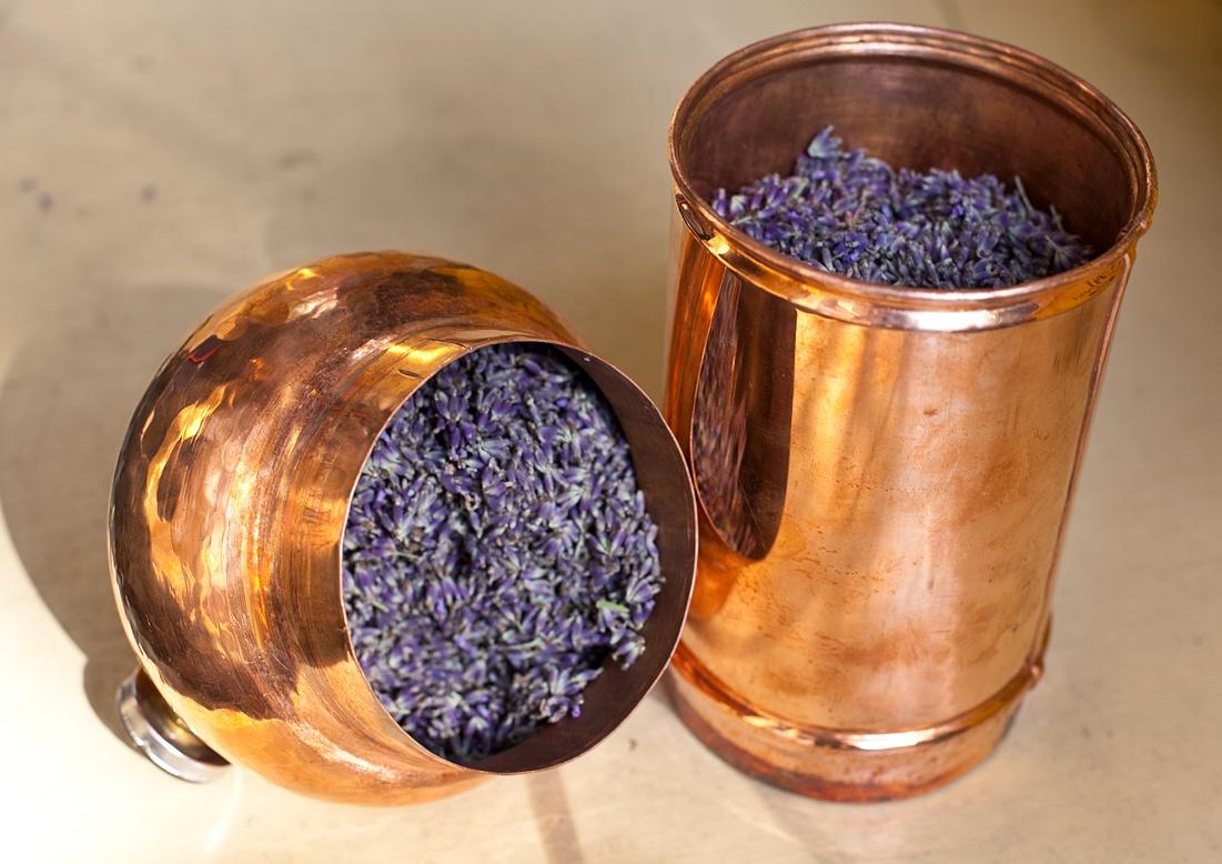 2019 Lavender Distillation