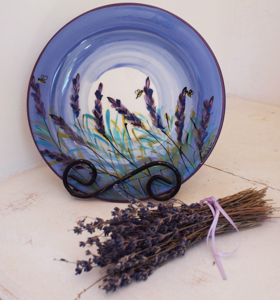 Painting with Kelly Jo Designs   Lavender in the Village