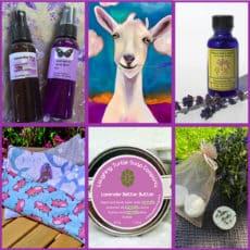 2021 Lavender Festival Survival Kits